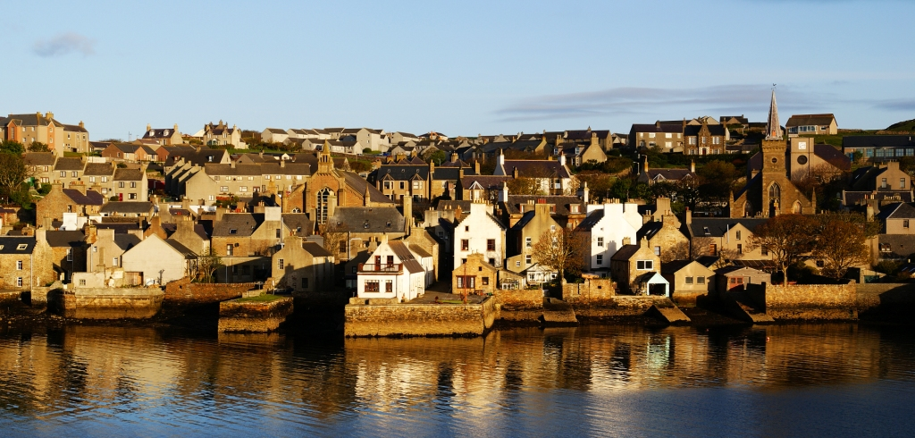 Stromness - Orkney Islands