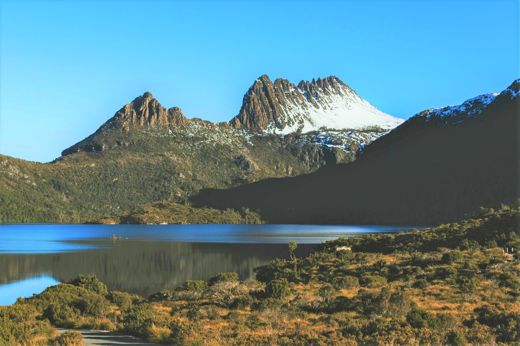 Cradle Mountain, credit - Laura Helle