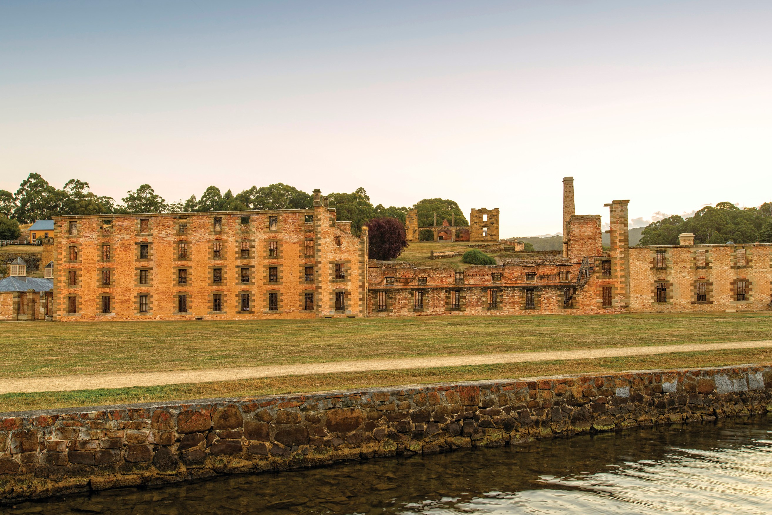 Penitentiary, Port Arthur Historic Site, credit - Tourism Tasmania & Rob Burnett